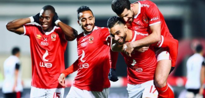بعد حسم الدورى .. الأهلى يسعى للاستعداد للبطولة الافريقية خلال لقاءه نادى مصر