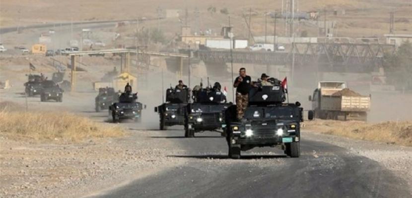 الجيش العراقى يطلق عملية عسكرية لتطهير محافظة الانبار من بقايا داعش