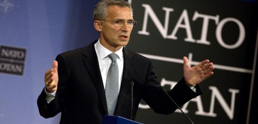 """أمين عام الناتو يفتتح """"منتدى بروكسل"""" على هامش اجتماعات قمة الحلف"""