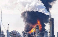انفجار ضخم بمصفاة للنفط في لوس أنجلوس