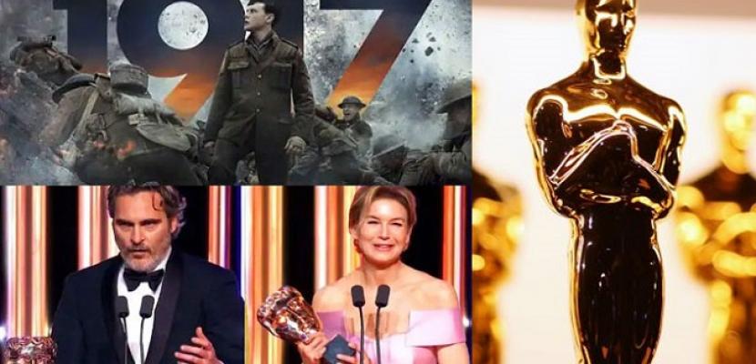 فينيكس وزيلويجر يفوزان بجائزتى اوسكار للتمثيل .. و 1917 يكتفى بـ 3 جوائز فقط