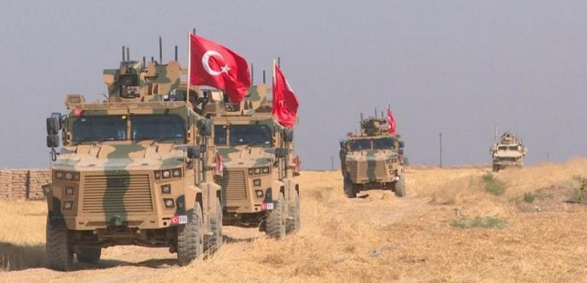 تركيا تدفع بمزيد من قواتها إلى إدلب .. والجيش السورى يواصل تقدمه