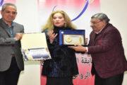 تكريم رغدة ومحمد فراج ورشوان توفيق في مسابقة الفيلم المصري
