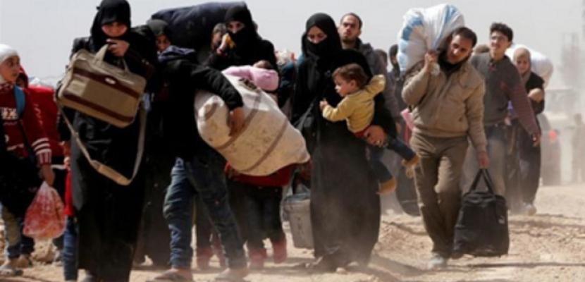 روسيا تصف تقارير عن نزوح جماعي للسوريين من إدلب بأنها غير صحيحة