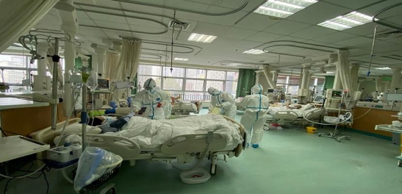 ارتفاع ضحايا كورونا فى الصين إلى 1114 حالة وفاة و44730 إصابة