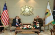 حفتر يؤكد للسفير الأمريكى فى ليبيا التزامه بوقف إطلاق النار وتمسكه بإنهاء وجود الإرهابيين وطرد المرتزقة