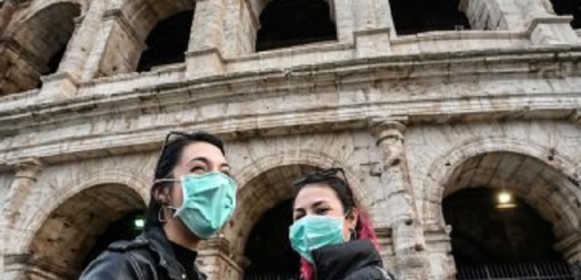 """إيطاليا: 219 حالة إصابة و5 حالات وفاة جراء فيروس """"كورونا"""""""