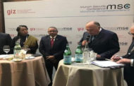 وزير الخارجية يستعرض رؤية مصر للتحديات بمنطقة شمال شرق أفريقيا خلال مؤتمر ميونخ للأمن