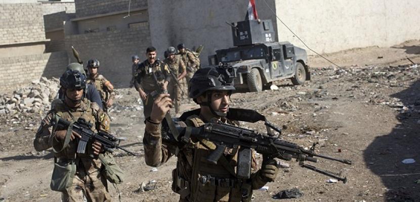 """الشرطة العراقية: تدمير 3 أوكار لعصابات """"داعش"""" في محافظة كركوك"""