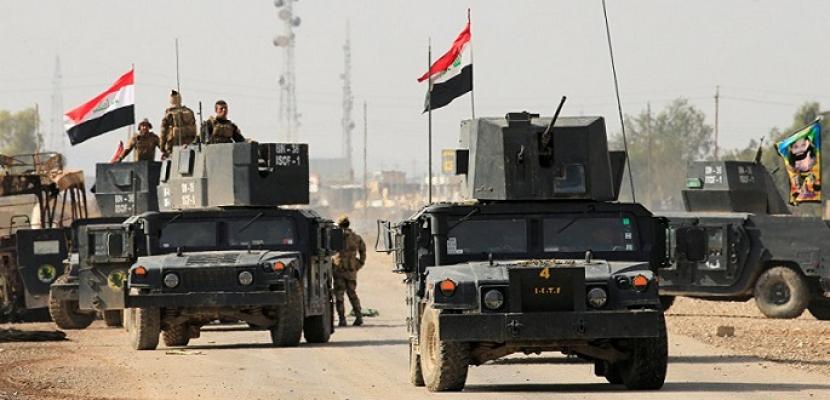 الجيش العراقى يطلق عملية كبرى لتطهير جنوب كركوك من الإرهابيين
