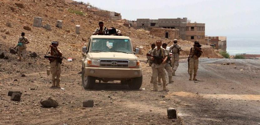 الجيش اليمني يحرر مواقع جديدة بين محافظتى الجوف وصعدة