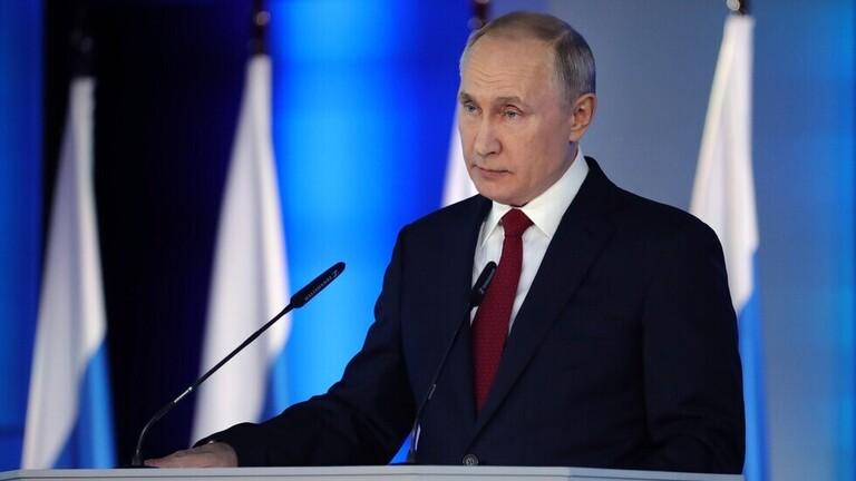 """الكرملين: بوتين سيشارك في قمة """"G20"""" العاجلة عبر جسر فيديو بشأن مكافحة فيروس كورونا"""