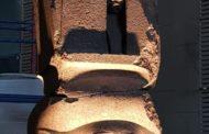 رفع وتثبيت وإضاءة القطع الأثرية الثقيلة بالمتحف المصري الكبير
