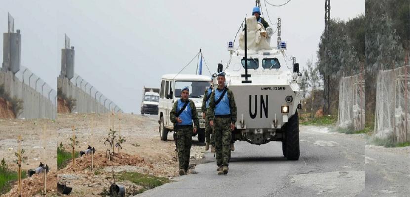 اليونيفيل: بدأنا تحقيقات في إطلاق إسرائيل قنابل مضيئة فوق الحدود اللبنانية