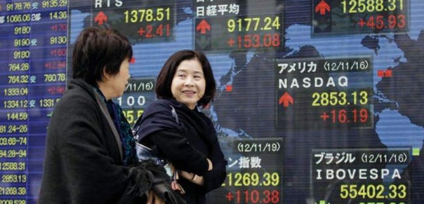 المؤشر الياباني يهبط 0.29% في بداية التعامل بطوكيو
