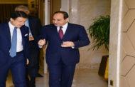 خلال اتصال هاتفي.. السيسي يؤكد لكونتي دعم مصر حكومة وشعبا مع إيطاليا إزاء انتشار كورونا