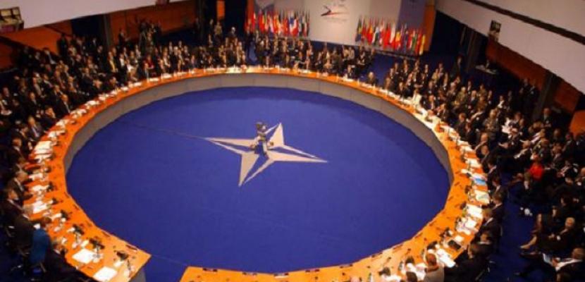 """بسبب كورونا.. """"الناتو"""" يجتمع اليوم عبر الفيديو كونفرانس"""