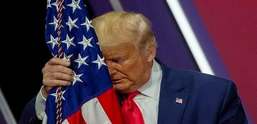 """لأول مرة في التاريخ.. ترامب يعلن """"الكارثة الكبرى"""" في جميع الولايات الأمريكية"""