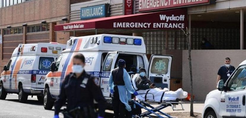 اصابات كورونا تتقترب من 1.8 مليون .. والولايات المتحدة تتصدر القائمة السوداء بالاصابات والوفيات