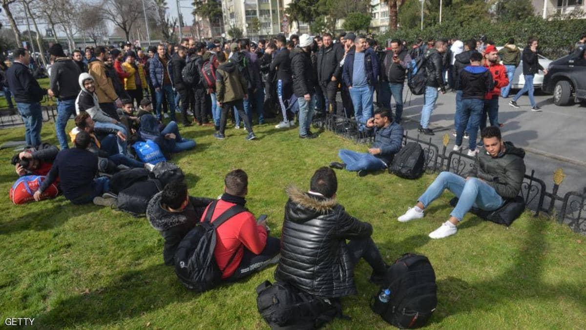 ضحايا الوباء المستترون .. عمال سوريون مفلسون في تركيا