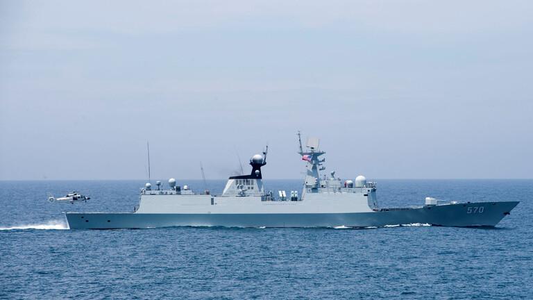 """الولايات المتحدة تشن هجوما جديدا على الصين وتتهمها بممارسة """"سلوك بلطجي"""" في بحر الصين الجنوبي"""