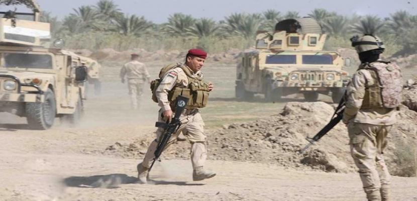 """العراق يبدأ عملية عسكرية لتطهير حدوده مع سوريا من تنظيم """"داعش"""""""