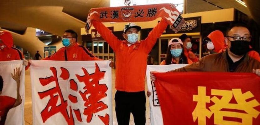 دورى كرة القدم الصينى ينطلق فى يونيو المقبل