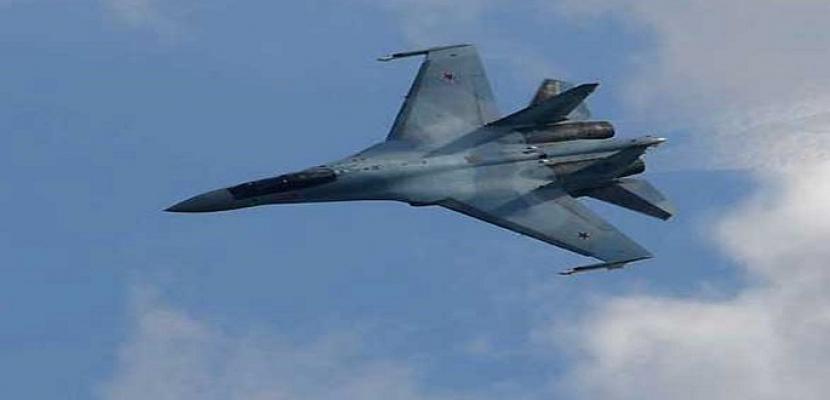 مقاتلة روسية تعترض طائرة أمريكية اقتربت من قاعدة حميميم بسوريا