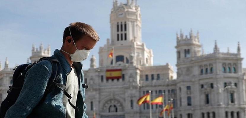 """إسبانيا تسجل أدنى عدد يومي لوفيات «كورونا"""" منذ 7 أسابيع"""""""