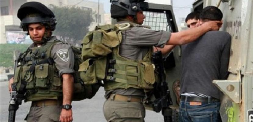 قوات الاحتلال تشن حملة مداهمات واعتقالات في الضفة الغربية