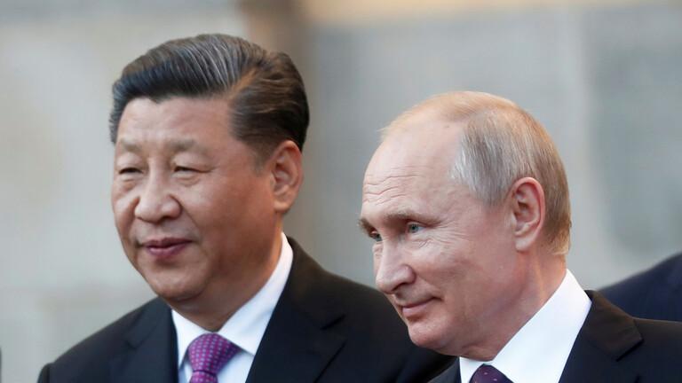 بوتين وشي جين بينغ يؤكدان أن الاتصالات بين روسيا والصين بلغت أعلى مستوى في التاريخ