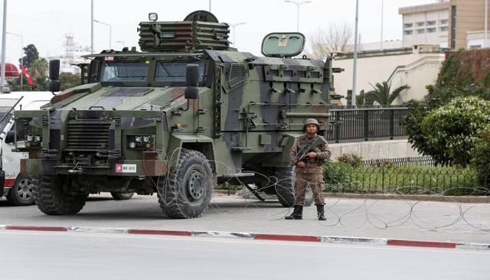 الجيش التونسي يحبط مخططا إرهابيا لاستهداف عسكريين بالقصرين