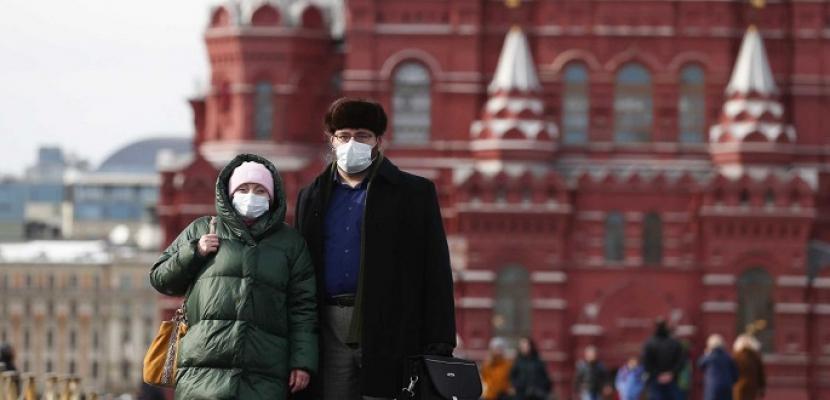 لليوم الرابع على التوالى .. تسجيل أكثر من 10 آلاف إصابة بكورونا في روسيا خلال 24 ساعة
