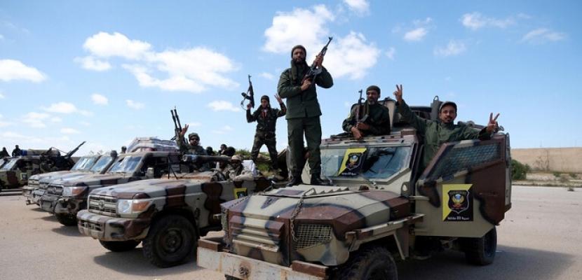 الجيش الليبى يعلن وقفاً لإطلاق النار وهدنة إنسانية من أجل عيد الفطر