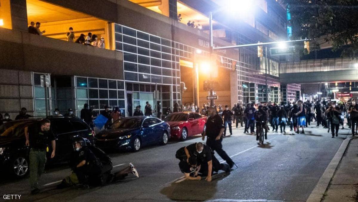 ديترويت.. قتيل بإطلاق نار على متظاهري حادثة مينيابوليس