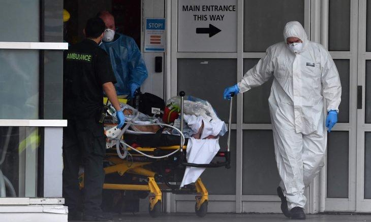 بريطانيا: هناك أسئلة على الصين الإجابة عنها بشأن تفشي فيروس كورونا المستجد