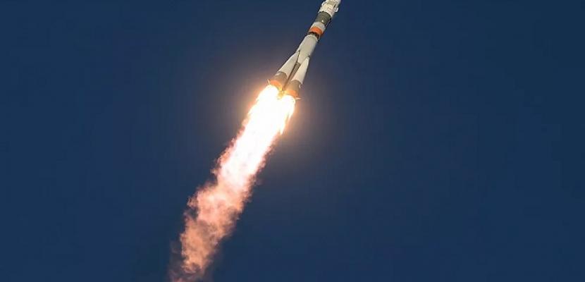 انفجار خزان صاروخ روسي في الفضاء