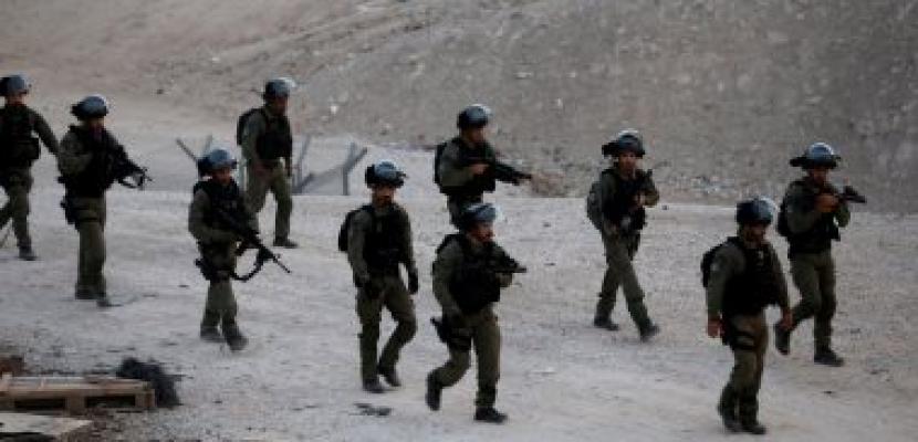 إصابات بالاختناق خلال مواجهات مع الاحتلال الإسرائيلي في اليامون غرب جنين