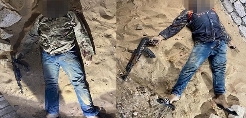 الداخلية : مقتل ٢١ إرهابياً خططوا لارتكاب عمليات عدائية بالتزامن مع عيد الفطر