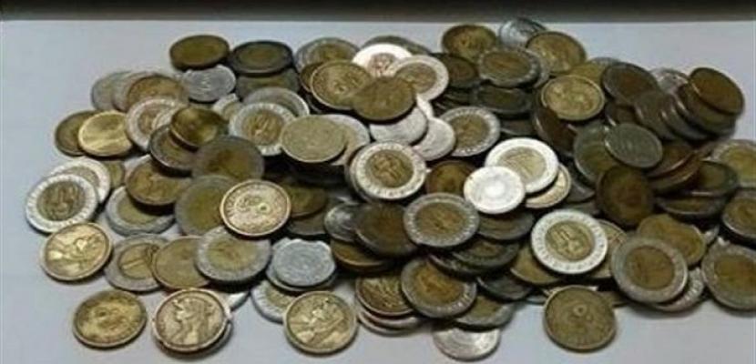 """""""المالية"""": هناك احتياطيات كبيرة من العملات المعدنية المساعدة لدى """"الخزانة وسك العملة"""""""