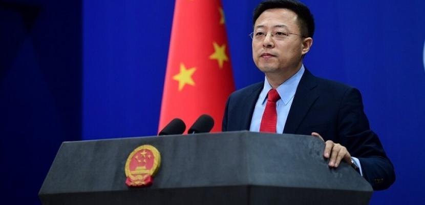 الصين تعلن أنها ستتخذ تدابير ضرورية مضادة ضد الإجراءات الأمريكية بشأن هونج كونج