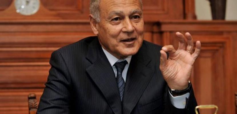 أبو الغيط :مواقف عربية جماعية في مواجهة التدخلات التركية في الشؤون الداخلية العربية فى المرحلة القادمة