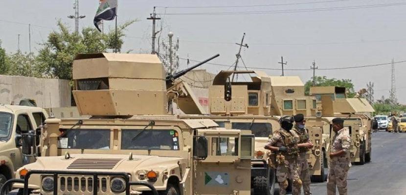 الجيش العراقى يلاحق فلول داعش فى ديالى ويسيطر على منفذين مع إيران