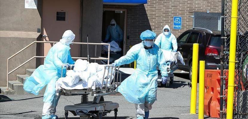 جونز هوبكنز: ارتفاع حصيلة الإصابات بفيروس كورونا حول العالم إلى أكثر من 22 مليون حالة