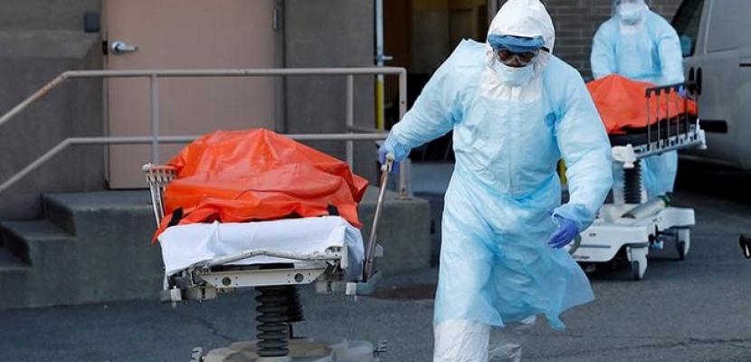 أكثر من 556 ألف وفاة و12 مليون و375 ألف إصابة بفيروس كورونا حول العالم