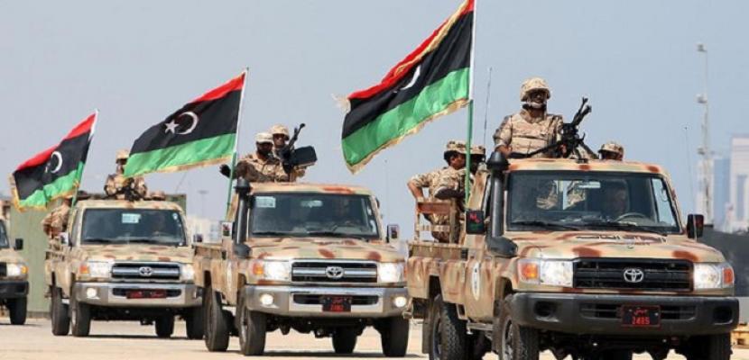 الجيش الوطني الليبي يعلن نشر منظومة صواريخ دفاعية حول سرت
