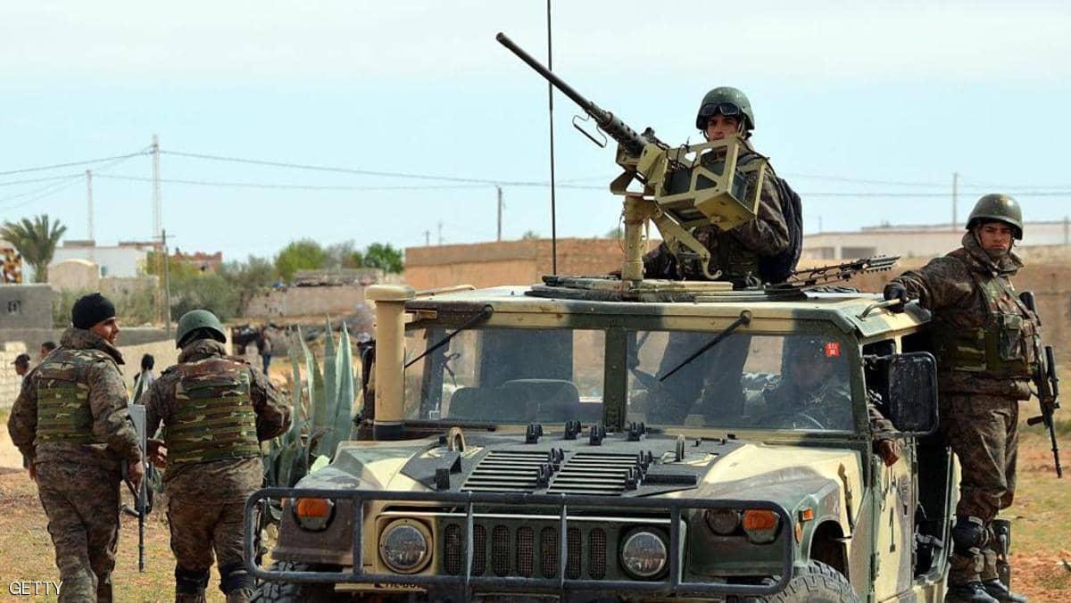 """تونس """"تضاعف الحذر"""" بعد تصاعد محاولات التسلل من ليبيا"""
