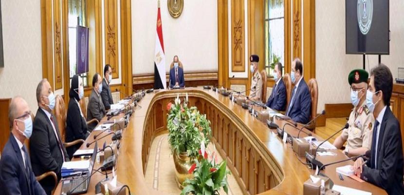 الرئيس السيسي يوجه بحوكمة إصدار وثائق الدولة لضمان دقة وصحة البيانات