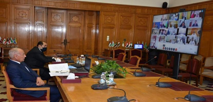 أبو الغيط يشارك في أعمال الدورة التاسعة للمنتدى العربي الصيني