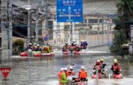 تواصل هطول أمطار غزيرة على جنوب غرب اليابان وحصيلة القتلى ترتفع إلى 44
